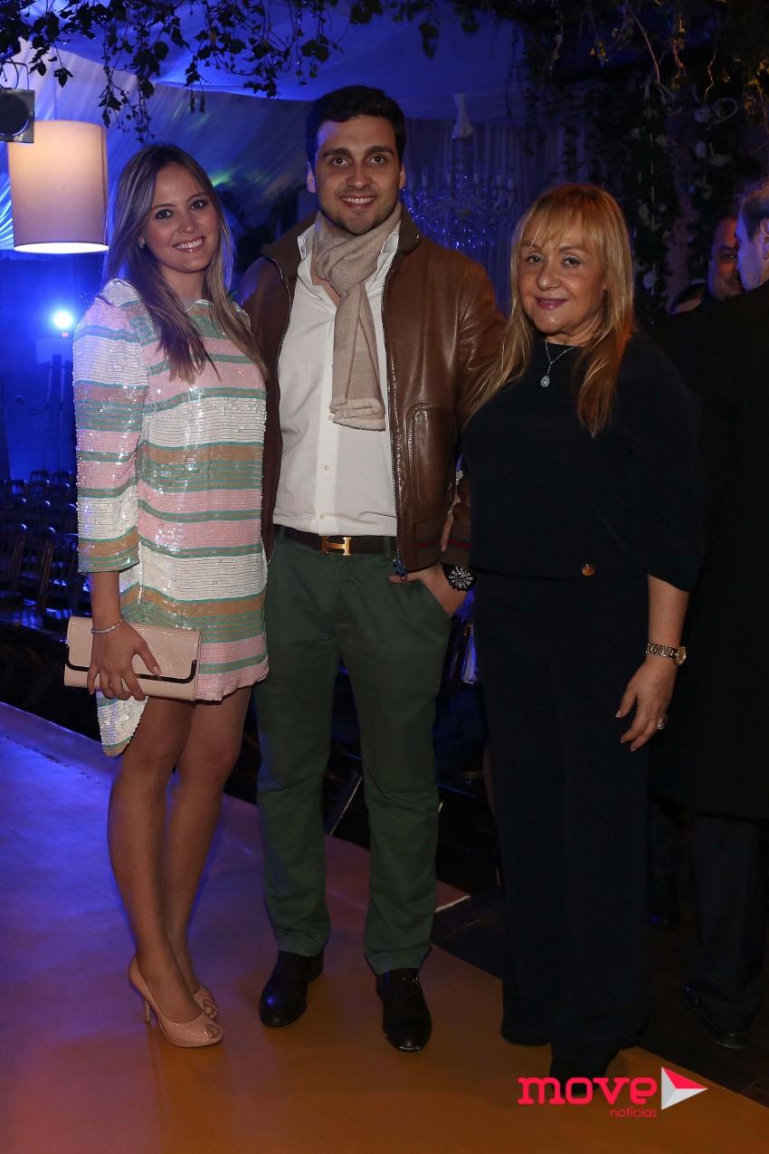 Bruna Borbon, Nuno Gomes de Carvalho e Maria Clara Gomes