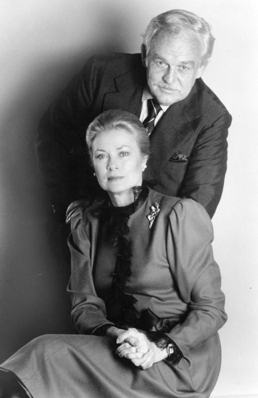 O último retrato oficial de Rainier e Grace antes do fatidico acidente