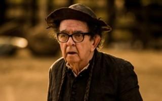 O ator Umberto Magnani em 'Velho Chico'