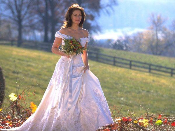 Julia Roberts, em Noiva em fuga