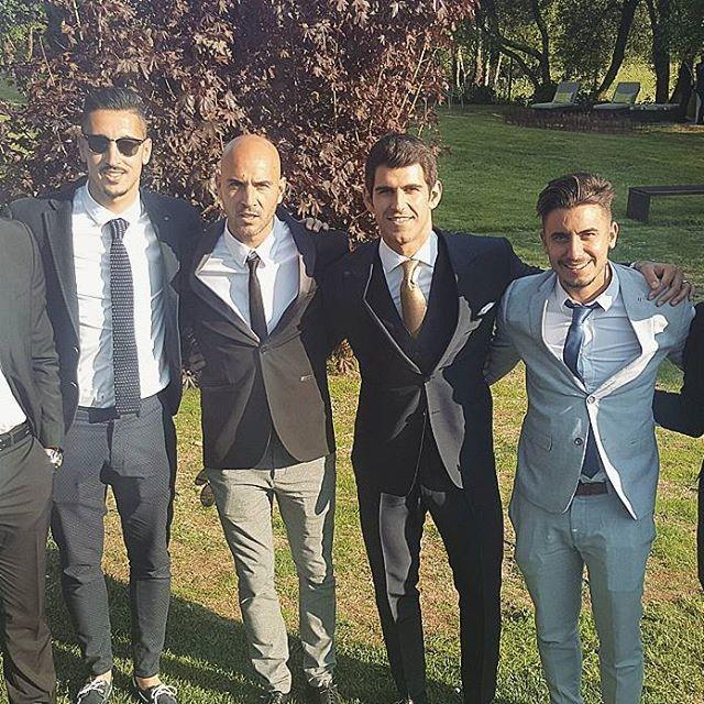 Jogadores do Benfica