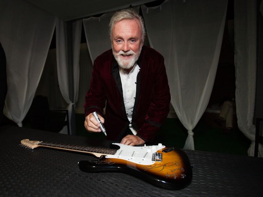 Elemento dos Queen assina guitarra da banda