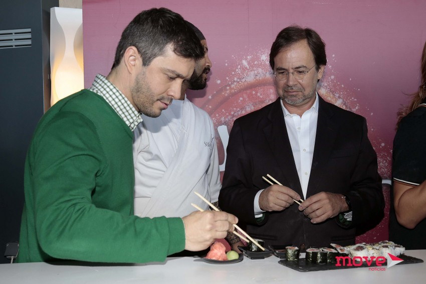 Miguel Rocha Vieira e Paulo Salvador