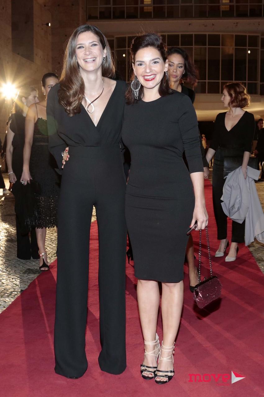 Matilde Breyner e Leonor Seixas