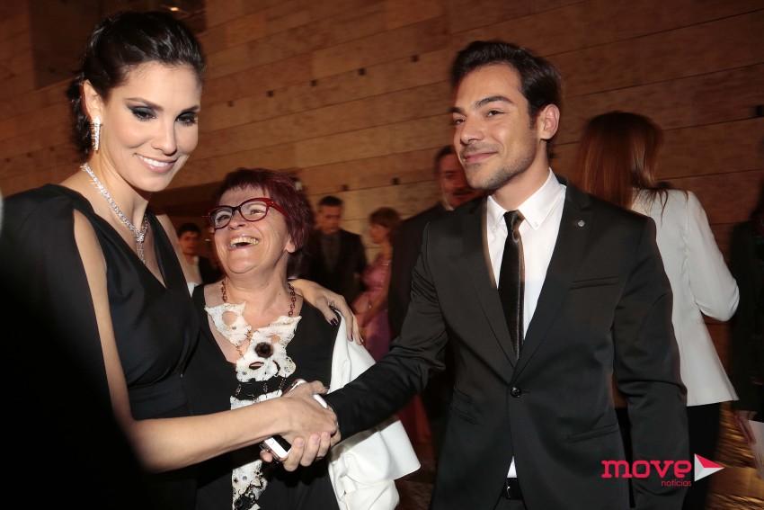 Daniela Ruah e Tiago Aldeia