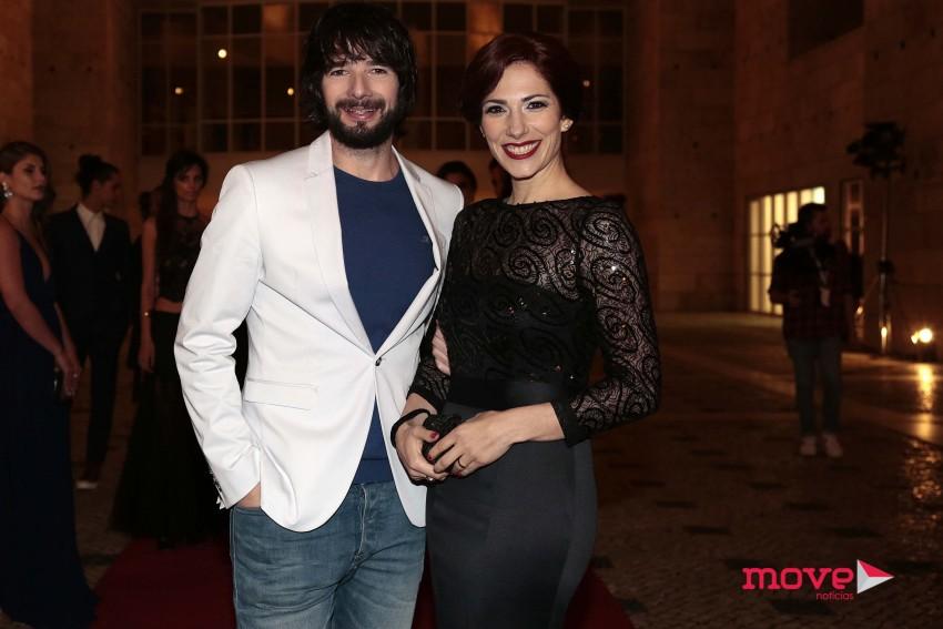 André Nunes e Patricia