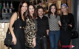 Mariana Monteiro, Maria João Falcão, Eduardo Frazão e Hana Sofia