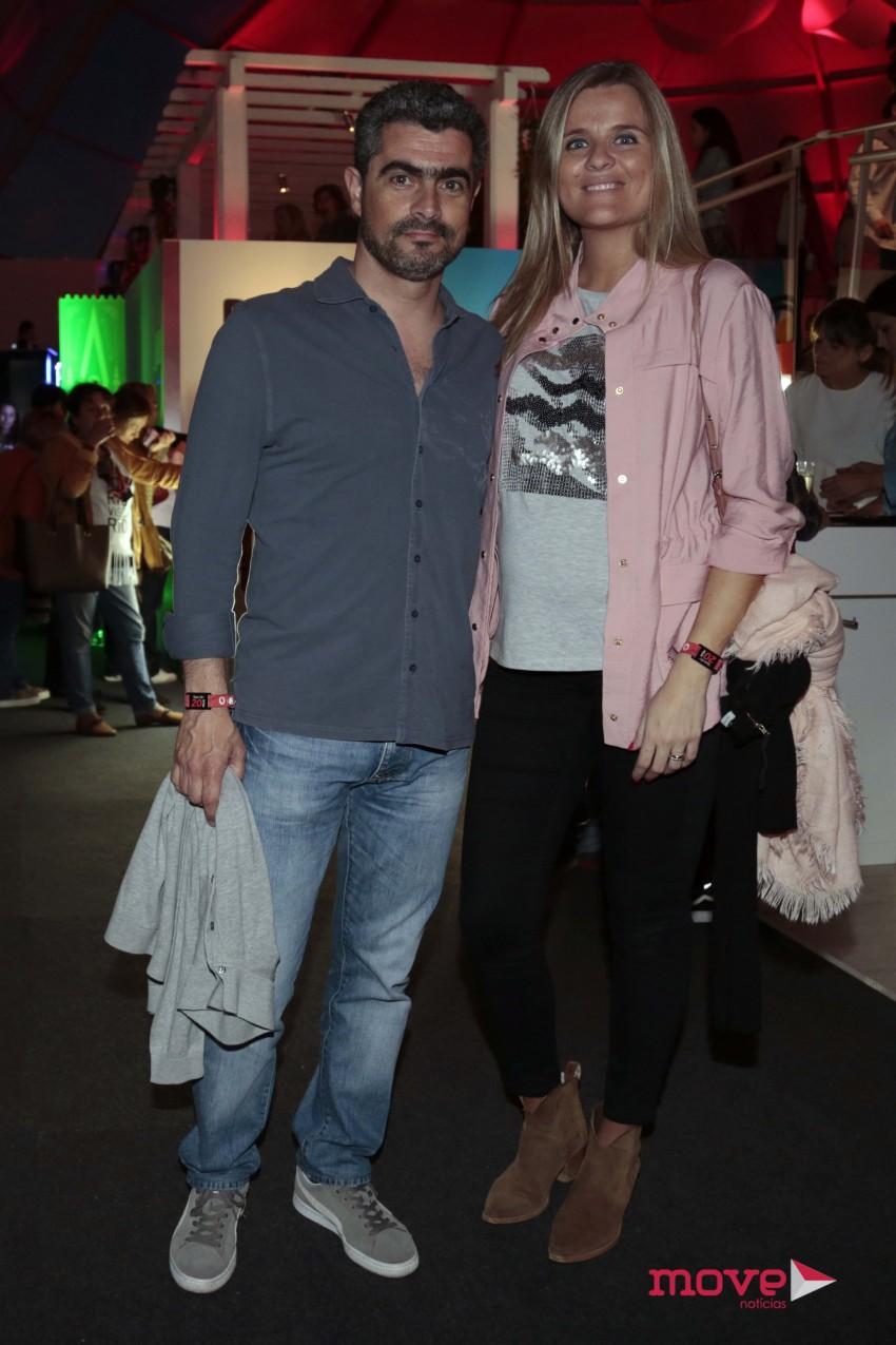 Pedro Couceiro e Mariana Gaspar