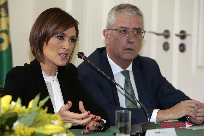 Fátima Lopes e Fernando Negrão
