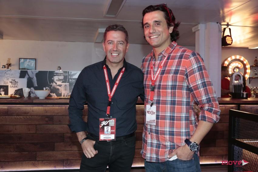 Diamantino e Marco Costa