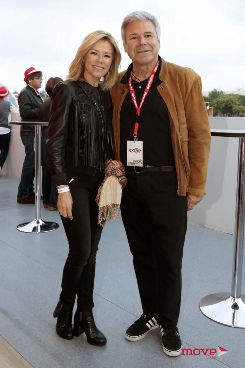 Maria José e Humberto Galvão