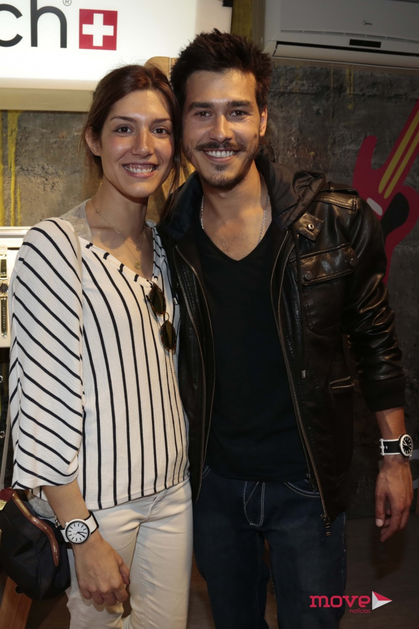 Sofia Sousa Guedes e Francisco Garcia