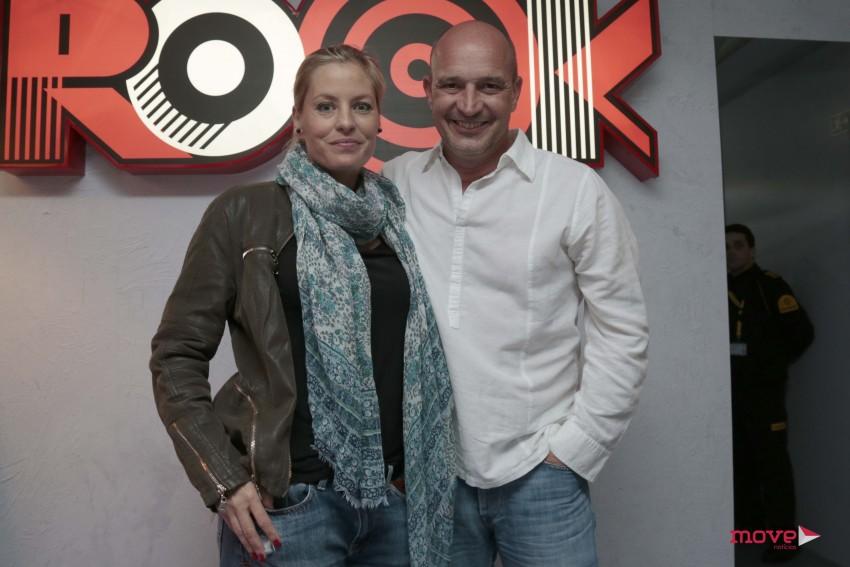 Bárbara Elias e Nuno Graciano