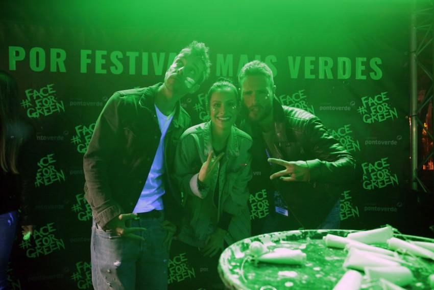 Mariana Monteiro, Isaac Alfaiate e Vintém