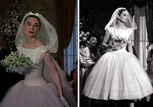 Audrey Hepburn, em Cinderela em Paris