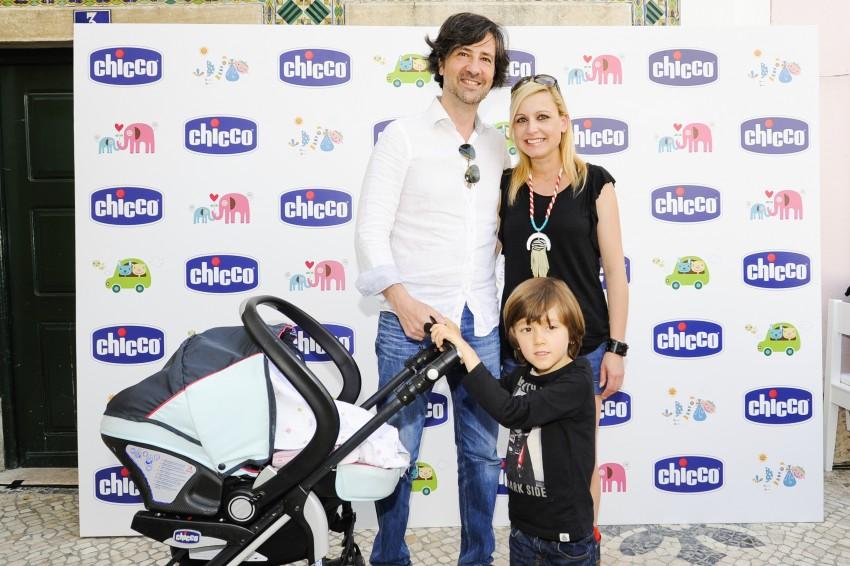 Bárbara Feio, Ricardo e os filhos