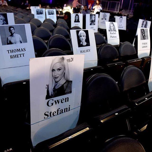 Lugar marcado para Gwen