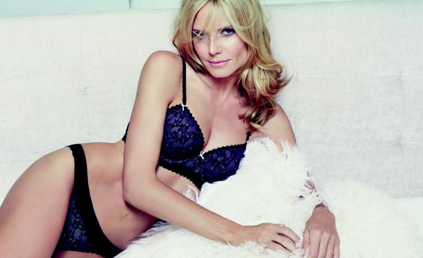 - A modelo Heidi Klum anda sempre com um saquinho com os seus dentes de leite para lhe dar sorte.