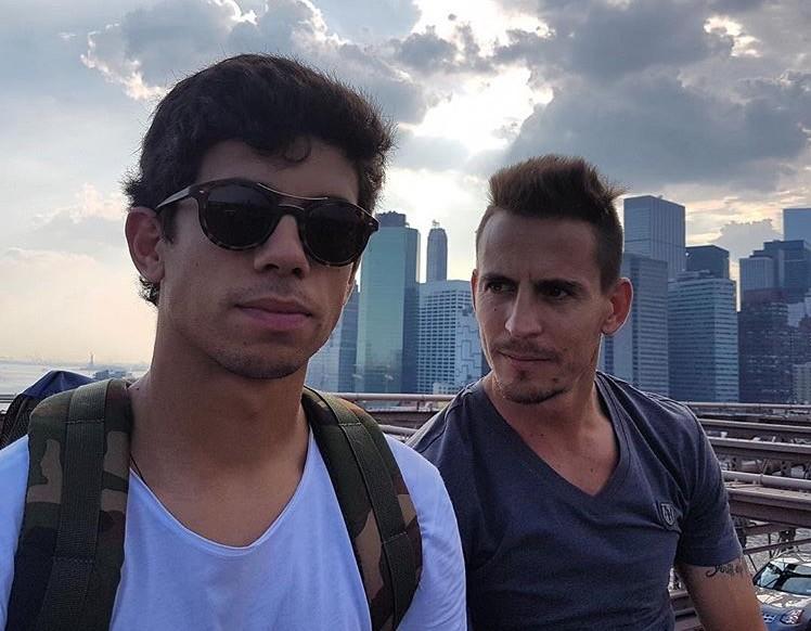 André Martins  e João Pereira