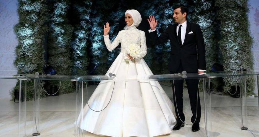 Casamento de Sumeyye Erdogan