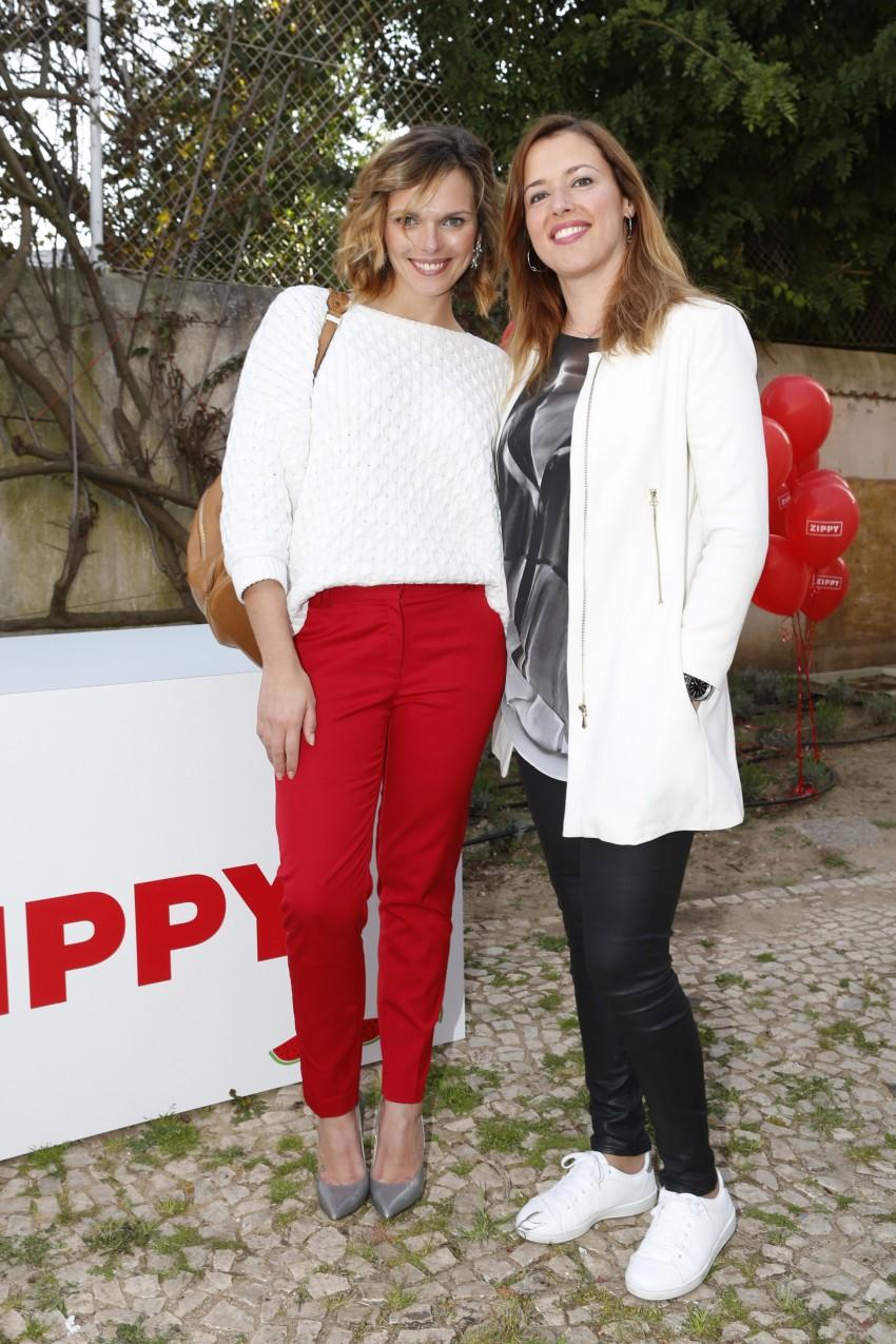 Joana Câncio e Mariana Alvim