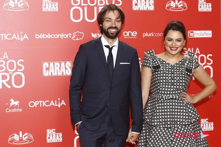 Diogo Valsassina e Ana Guiomar