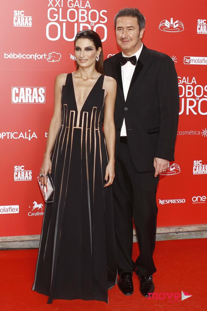 Raquel Prates e João Murillo