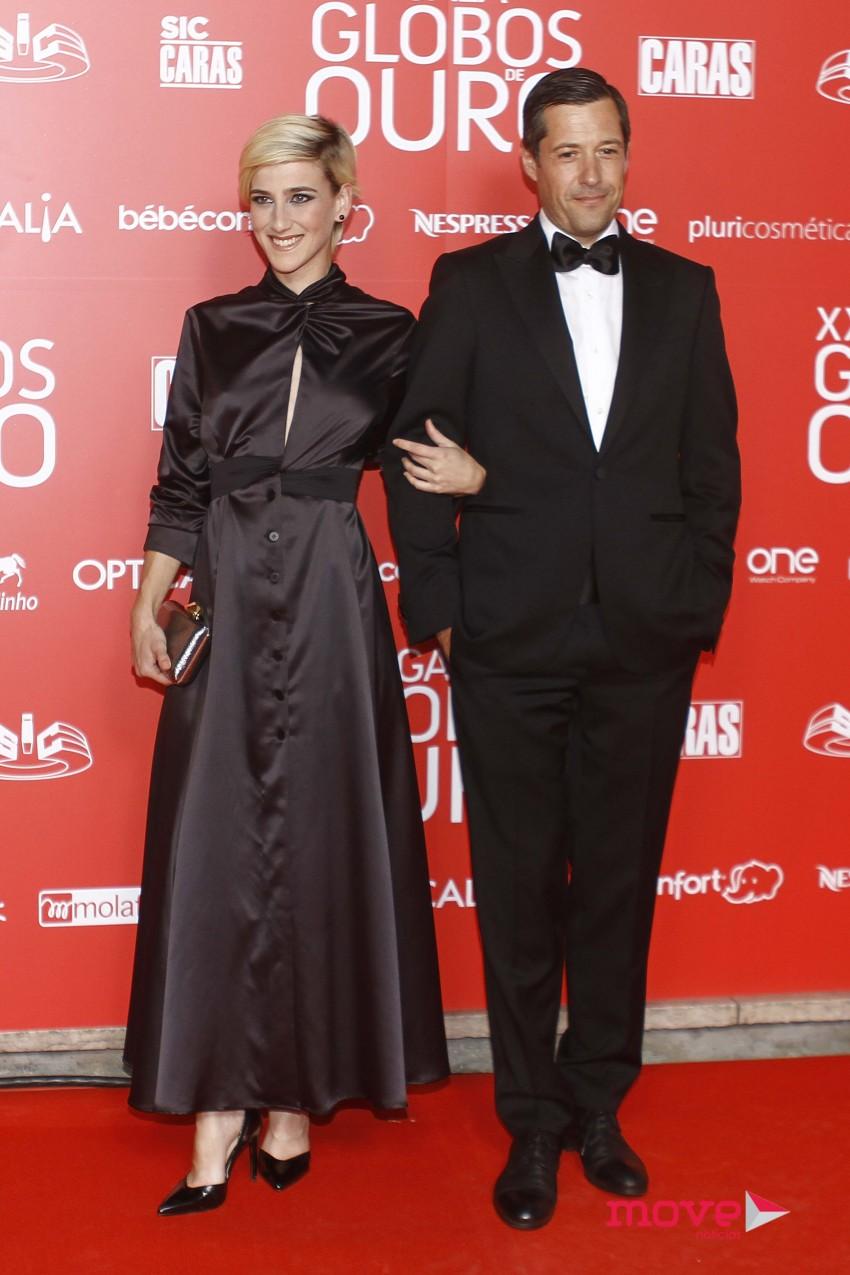 Lia Carvalho e Filipe Vargas