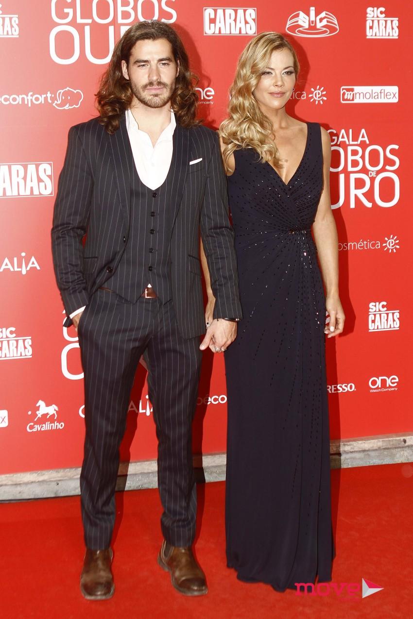 Pedro Sousa e Oceana Basílio