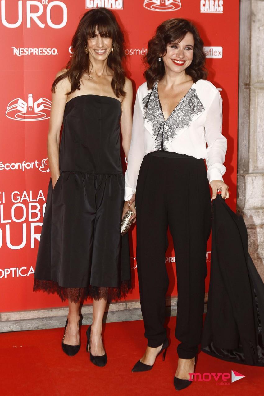 Isabel Abreu e Dalila Carmo