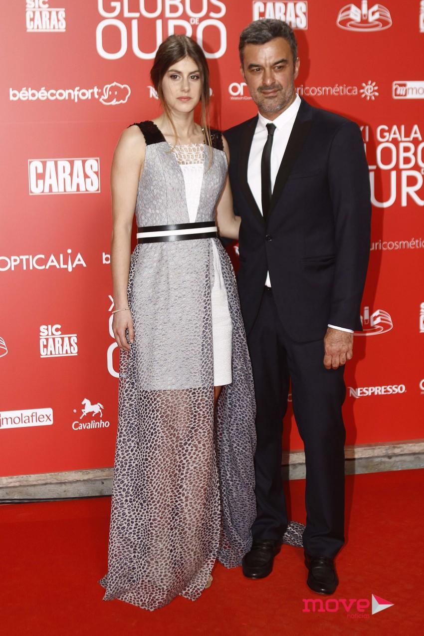 Vanessa e Luís Buchinho