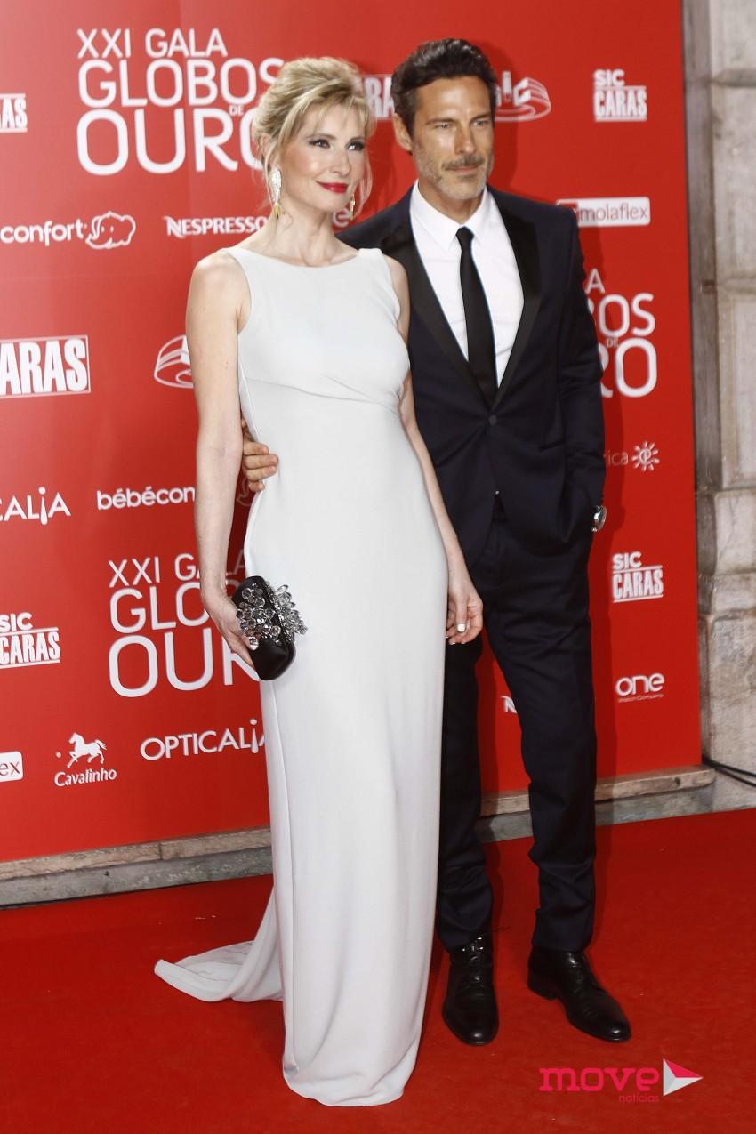Paulo Pires e Astrid