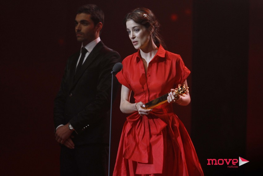 """Melhor Atriz de Cinema: Victoria Guerra no filme """"Amor Impossível"""""""