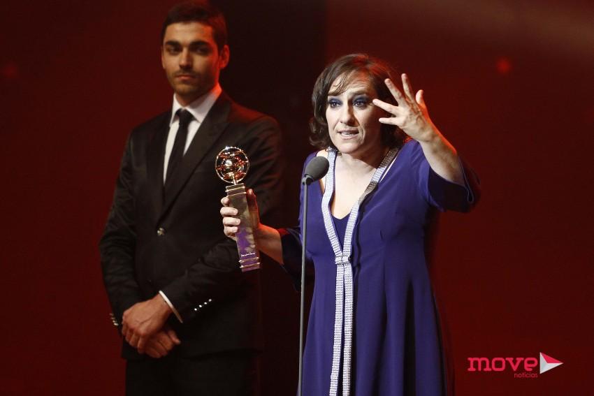 """Melhor Atriz de Teatro: Maria Rueff em """"António e Maria"""""""