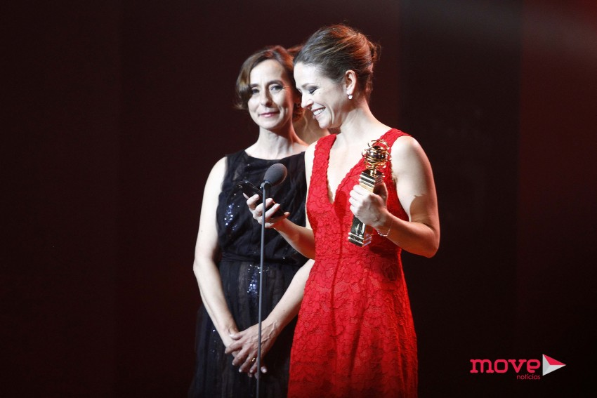 Paula Lobo Antunes recebeu o prémio por Marco D'almeida