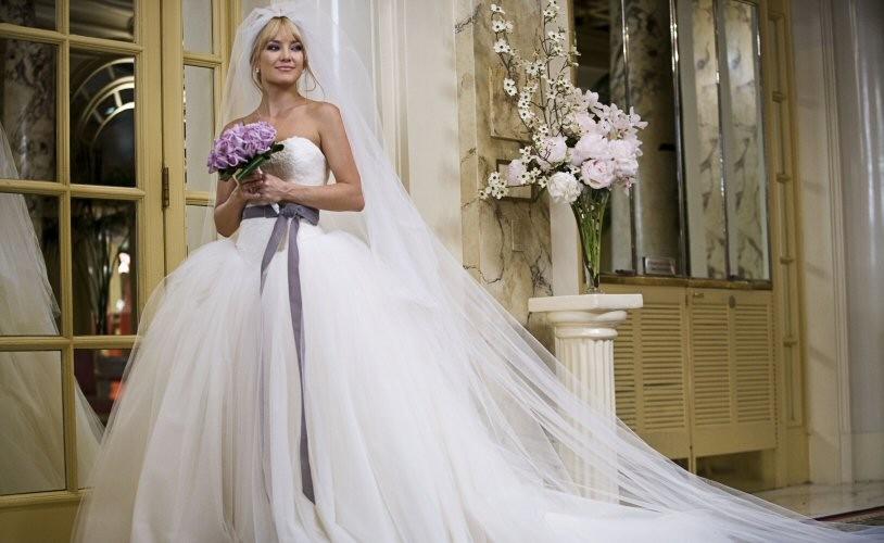 Kate Hudson, em Noivas em guerra