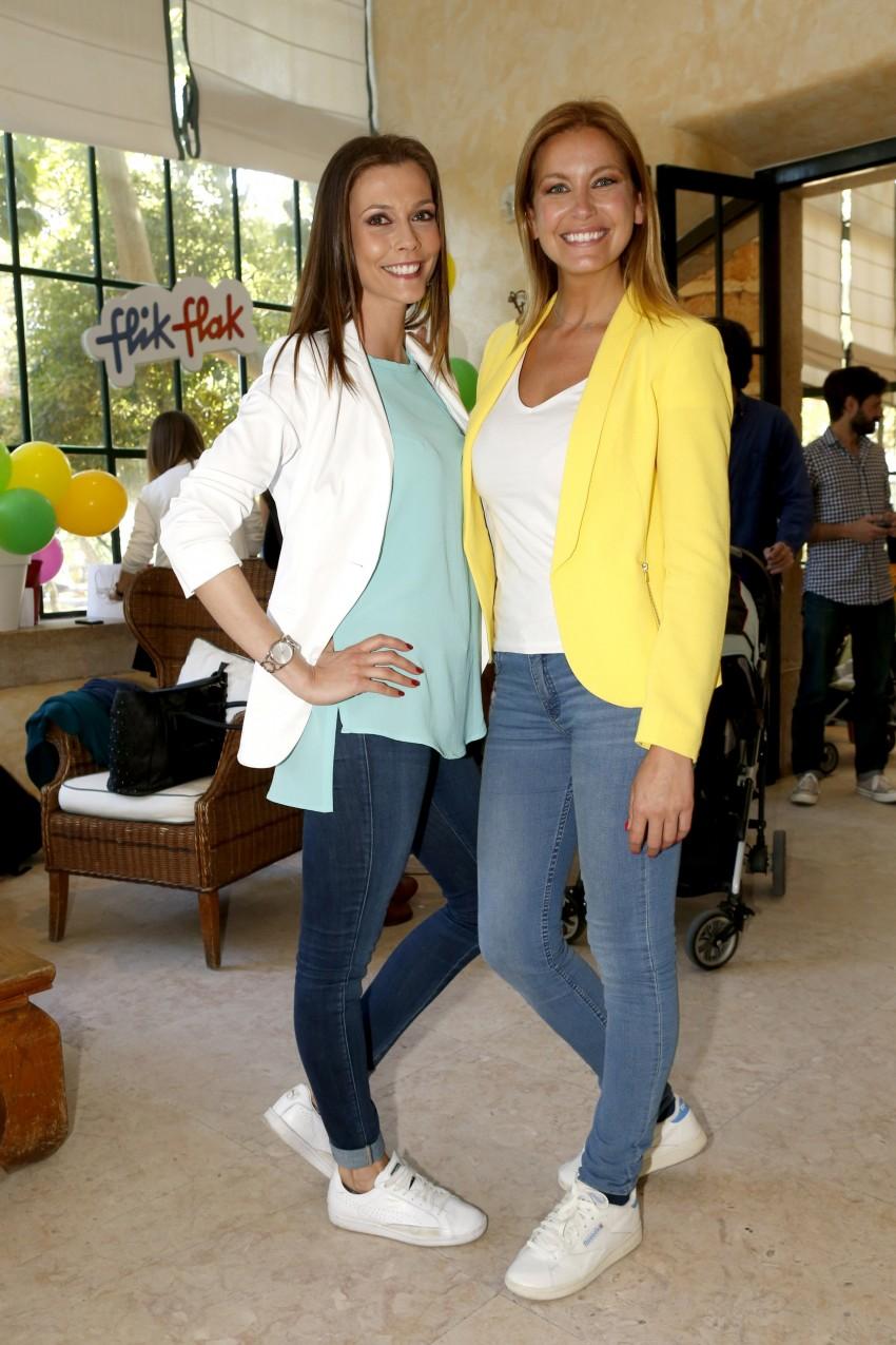 Vanessa Oliveira e Cláudia Borges