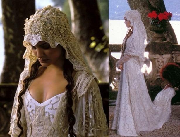 Natalie Portman, em Star Wars: Episódio 2