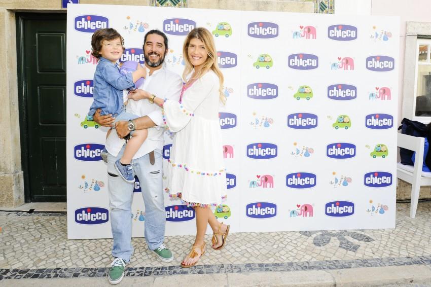 Sara Esteves Cardoso, João e Vicente
