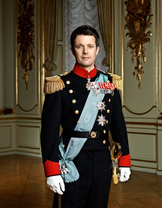 Frederico da Dinamarca