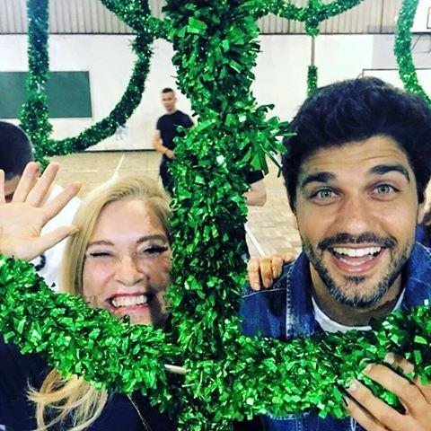 Teresa Guilherme e Bruno Cabrerizo voltam a representar o Alto do Pina