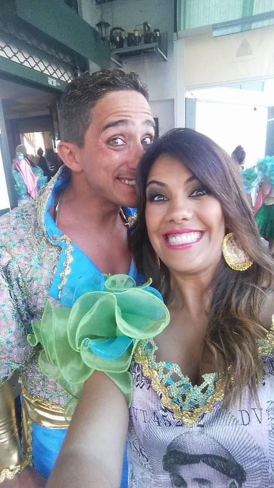 Lara Afonso e Manuel Melo marcham por Marvila