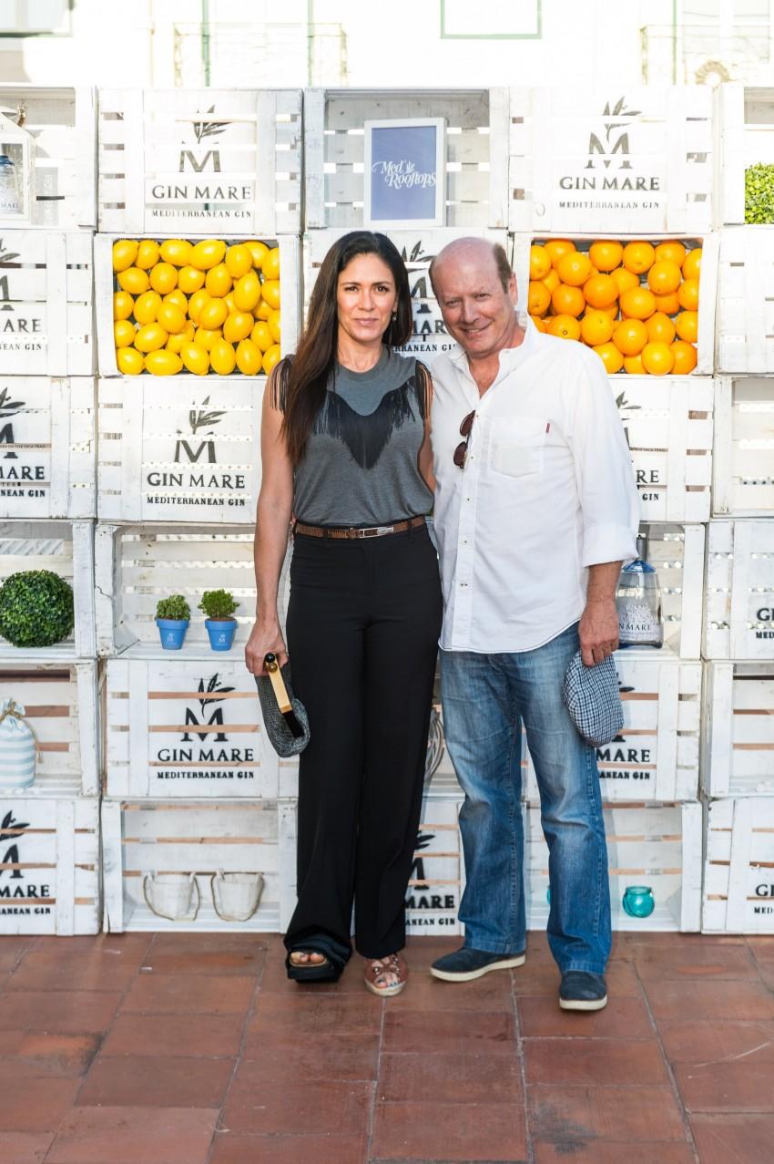 Vanda Correia e Luís Esparteiro
