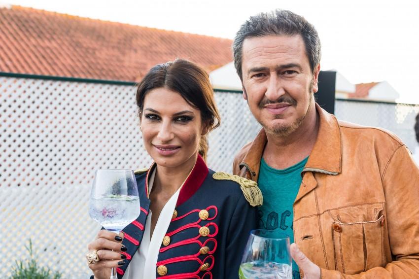 Raquel Prates e João Murilo