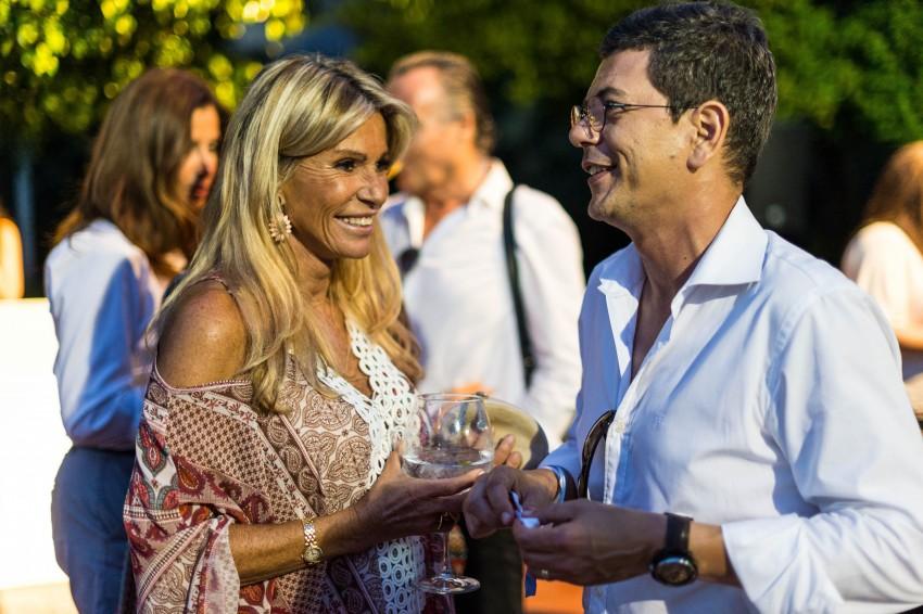 Cinha Jardim e Bruno Ferreira