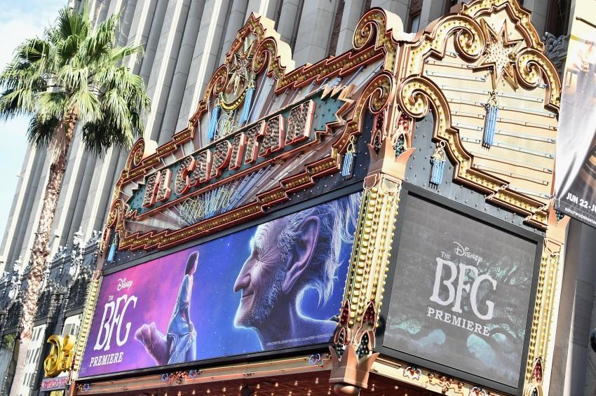 """The U.S. Premiere Of Disney's """"The BFG"""""""