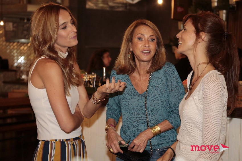 Sara Prata, Xenica Jardim e Joana Seixas