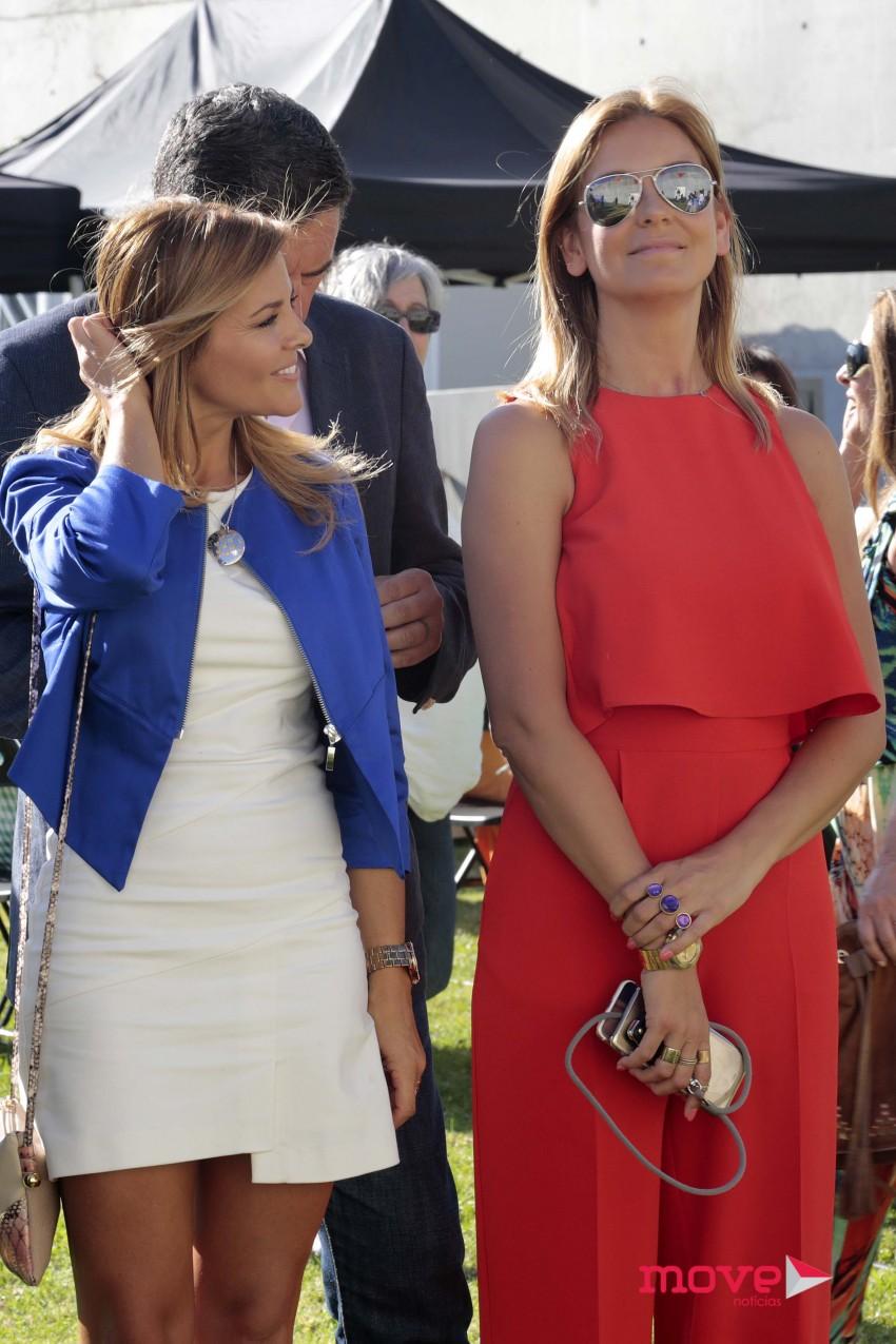 Sónia Araújo e Vanessa Oliveira