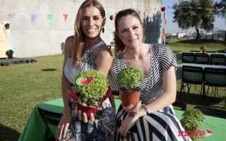 Joana Telles e Sílvia Alberto