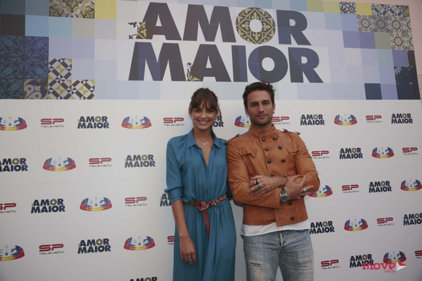 Sara Matos e José Fidalgo